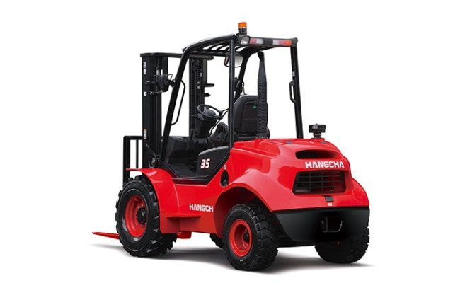 2.5-3.5t Two-Wheel Drive Rough Terrain Forklift Truck.1