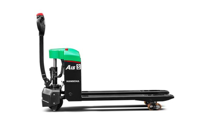 A Series 1.52.0t Mini Walkie Pallet Truck, Li-Ion.6