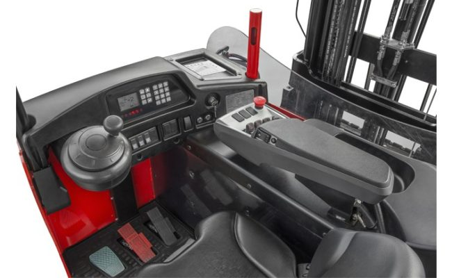 A Series Premium Version Reach Truck.7